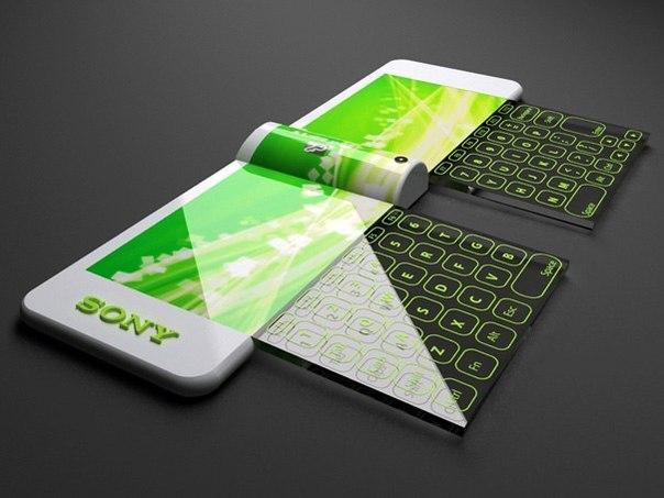 как будет выглядеть телефон в будущем