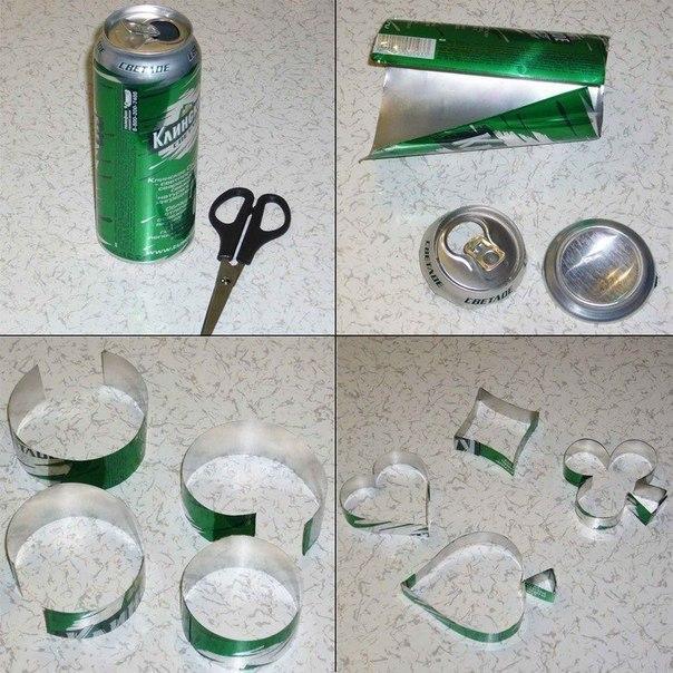 Как сделать железную форму