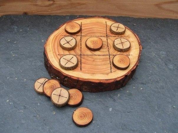 Поделки для дома из дерева