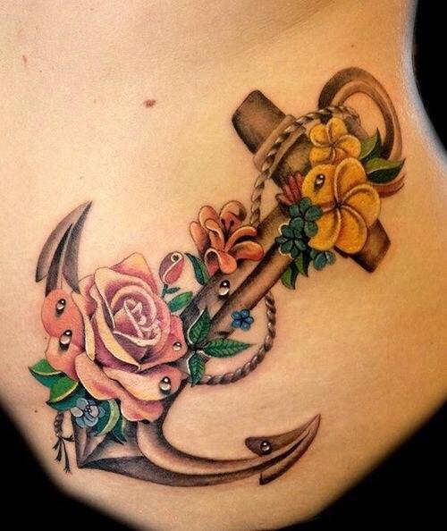 Mandala tattoo for girls