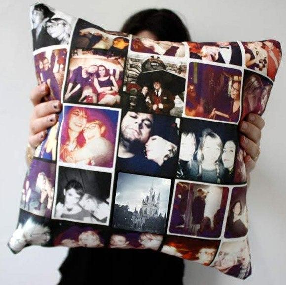 Как сделать Как сделать подушку с фотографией