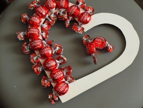 Подарки ко дню валентина мужчинам своими руками