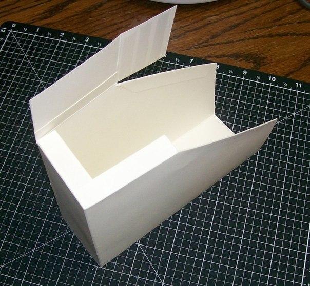 Своими руками папка для бумаг