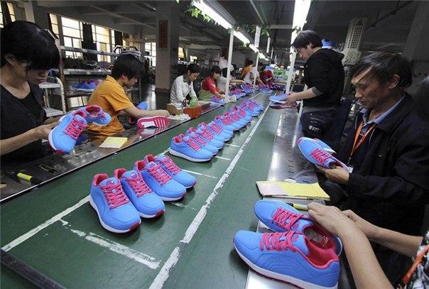 Изготовление обуви является очень сложным и трудоемким процессом