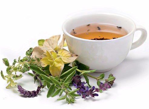 Лечебный чай травяной