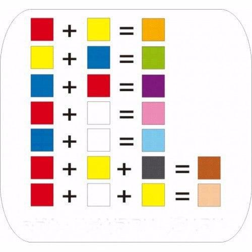 Как сделать кремовый цвет из красок