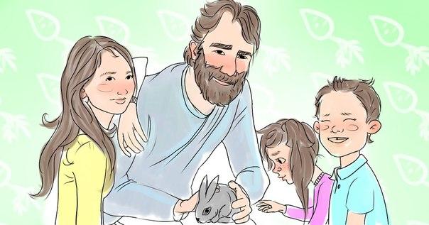 Отхим воспитывает дочь за двойку секс
