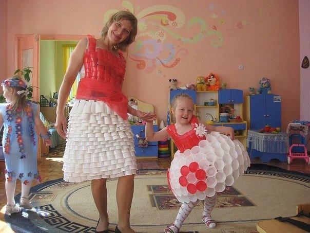 Сделать платье ребенку своими руками на конкурс 63
