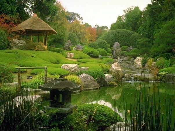 Ландшафтный дизайн фото своими руками пейзажный стиль