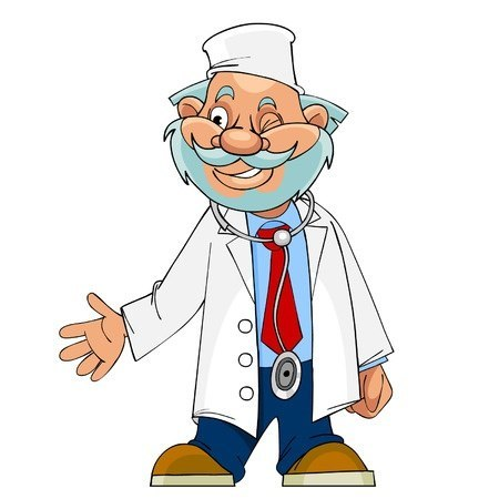 Доктор смешной рисунок, картинке сыну