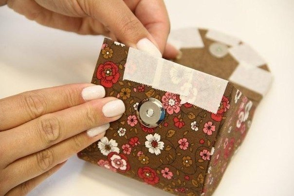 Картинки кошелёк своими руками