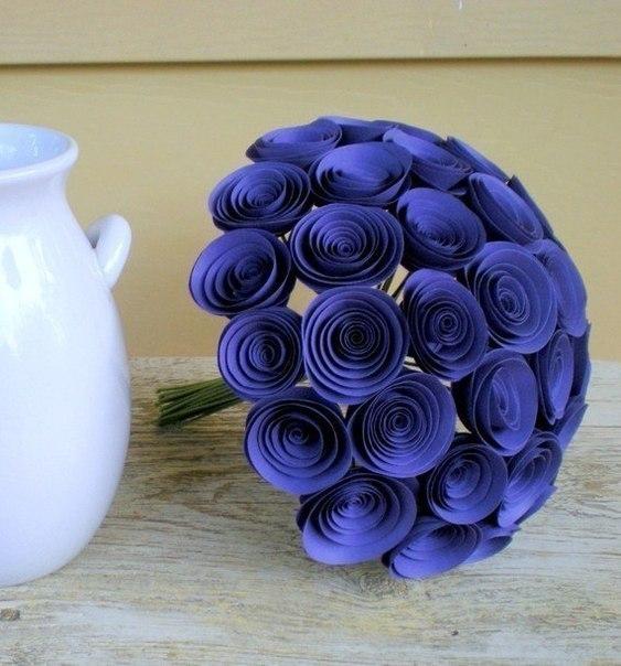 Красивые поделки из красивых цветов