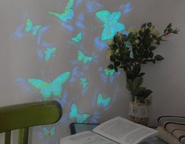 Светящаяся краска своими руками фото
